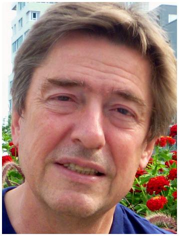 Porträt Dieter Obele